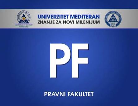 Univerzitet ''Mediteran'',Podgorica